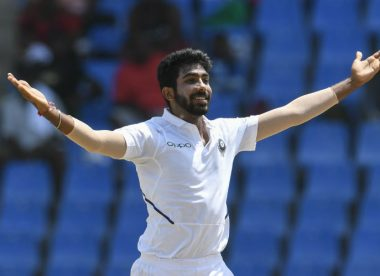 Wisden's men's Test spells of 2019, No.1: Jasprit Bumrah razes West Indies