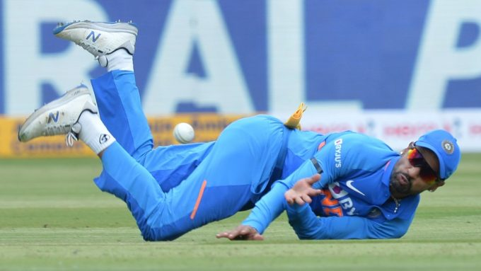 Injury woes continue for Shikhar Dhawan