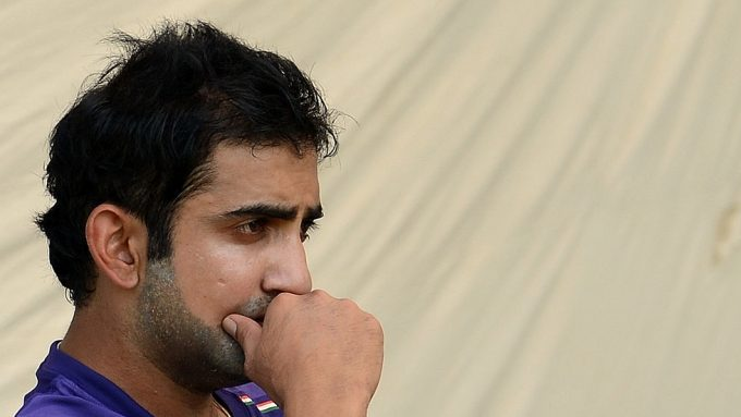 'That is so unprofessional' – Gautam Gambhir fumes as first T20I called off due to pitch dampness