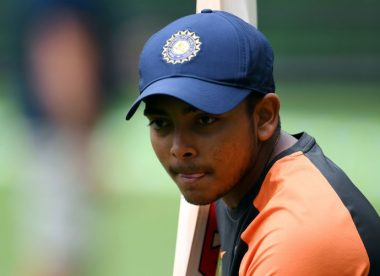Prithvi Shaw to miss India A warm-up matches against New Zealand