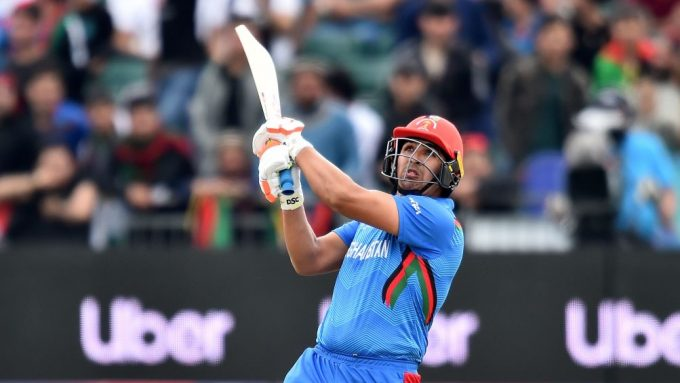 Wisden's men's T20I innings of 2019, No.1: Zazai shows what the fuss is about