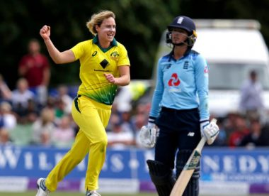 Wisden's women's spells of 2019