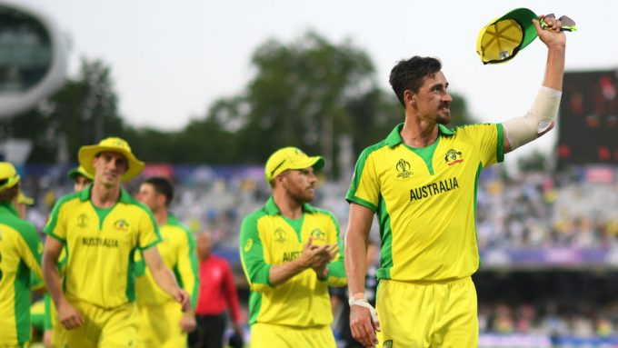 Quiz! Name all the batsmen dismissed by Mitchell Starc in the 2019 World Cup