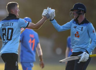 Inside the dressing room: Get to know England's U19 Cricket World Cup squad with Dan Mousley