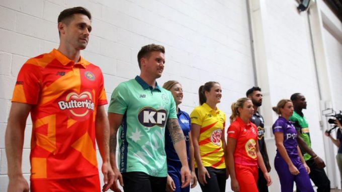 The Hundred: KP Snacks branding will not appear on children's replica shirts