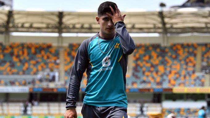 Naseem Shah withdrawn from Pakistan U19 World Cup squad
