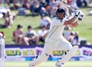 Ross Taylor surpasses Stephen Fleming for New Zealand Test record