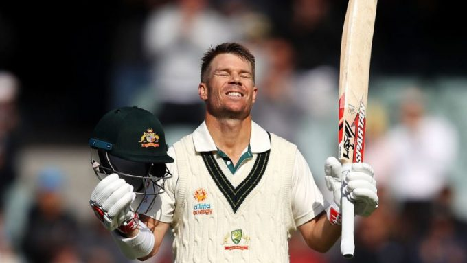 The indestructible David Warner is too hot to cancel
