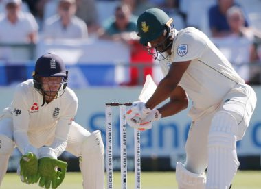 Sky Sports apologise after Buttler caught swearing at Philander on stump mic