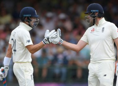 Whisper it, but England may have found a top three worthy of the name