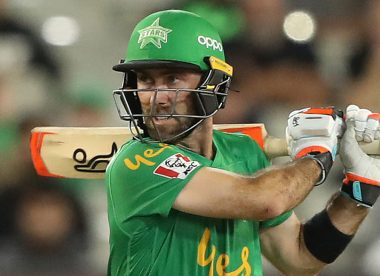 'I've got no demons' – Glenn Maxwell explains his outstanding BBL form