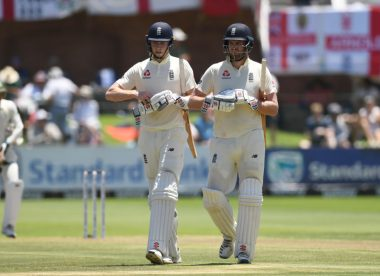 Stats: Dom Sibley surpasses Alastair Cook, if only for a moment