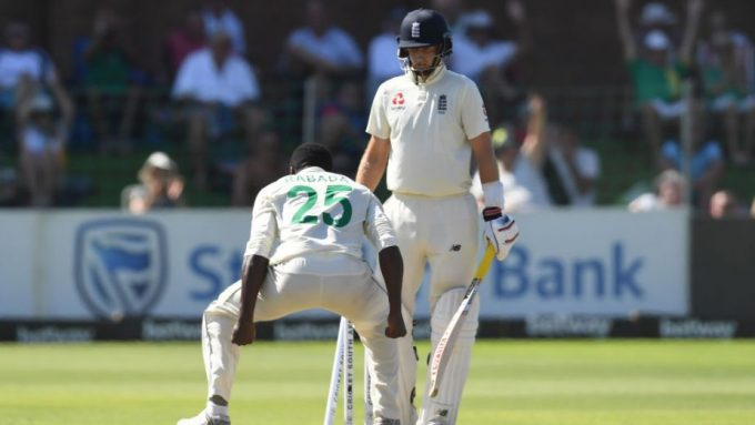 'I don't have a problem with that celebration' – Atherton criticises Rabada ban