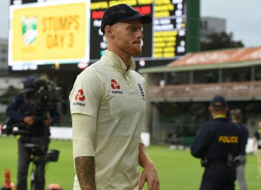 Ben Stokes clarifies perceived Nortje send-off was joke with umpire