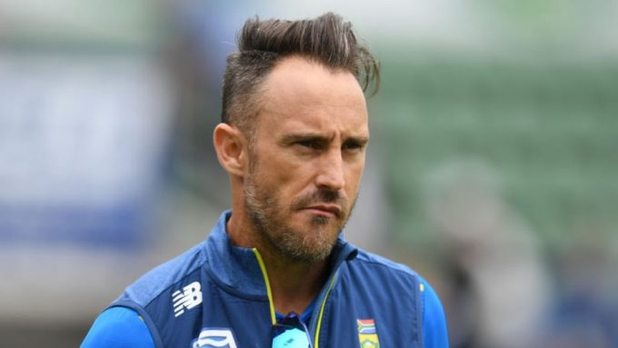 Wanderers Test will 'most probably' be Faf du Plessis' last in South Africa