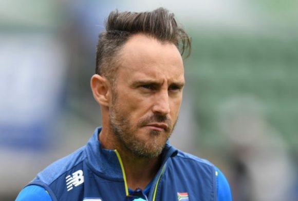 Faf du Plessis steps down as South Africa captain for Tests and T20Is