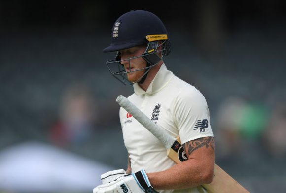 Ben Stokes apologises for foul language after Wanderers dismissal