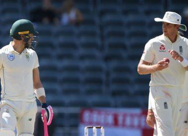 Stuart Broad fined by ICC for du Plessis altercation