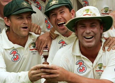 Australia greats return to field for bushfire relief