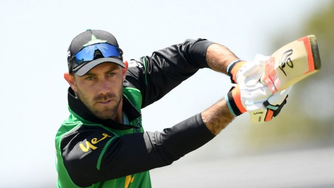 Maxwell, Lynn among cricketers pledging special gesture for Australia fire affected
