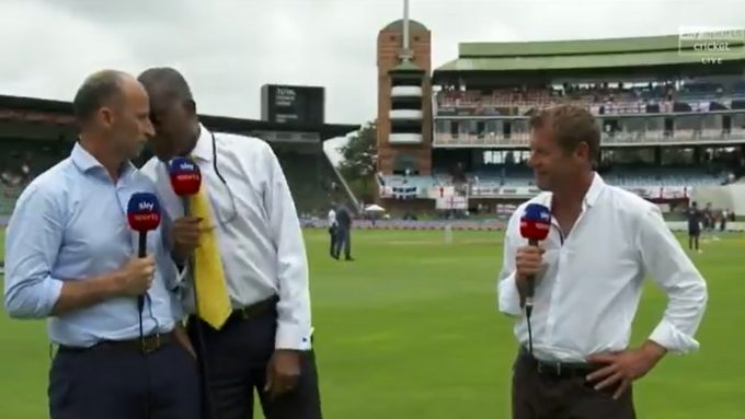 'That's physical contact!' – Hussain & Holding in heated exchange over Rabada ban