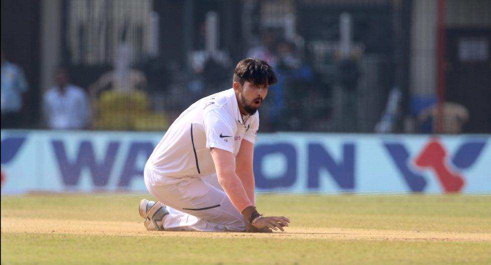 Ishant Sharma injury
