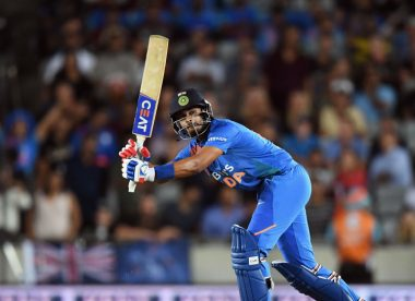 India secure fourth 200-plus T20I chase, strengthen grip over record