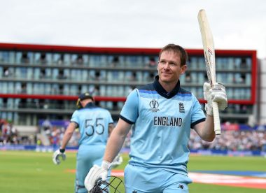 Wisden's men's ODI innings of 2019, No.5: Eoin Morgan unleashes the beast