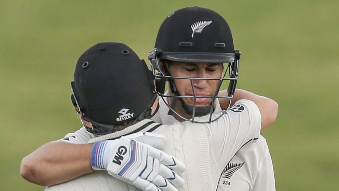 Ross Taylor breaks down remembering Martin Crowe after Test record