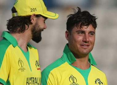 Stoinis, Richardson clear the air about 'out of character' slur controversy
