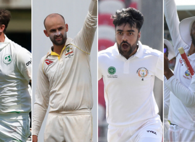 Wisden's men's Test spells of 2019: Nos.5-2