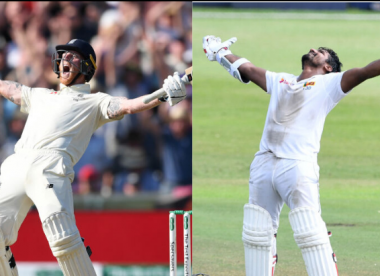 Wisden's men's Test innings of 2019, joint No.1s: Stokes & Perera, two of a kind