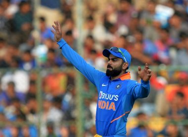 'It's getting closer to landing at the stadium' – tight schedule prompts Kohli quip