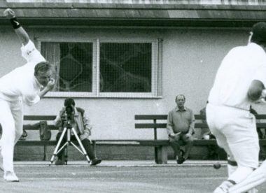 When White Lightning terrorised the Lancashire League – Allan Donald's season with Rishton