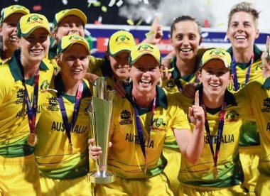 Women's T20 Cricket World Cup 2020 schedule