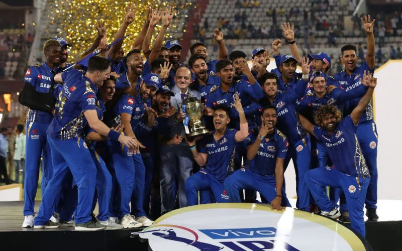Defending champions Mumbai Indians will host the IPL 2020 opener at the Wankhede Stadium