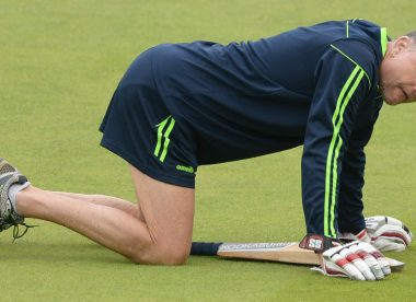 Freak injury forces Ireland coach Graham Ford to miss Afghanistan series