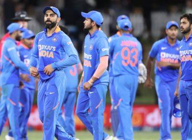 New Zealand v India: India ODI player ratings