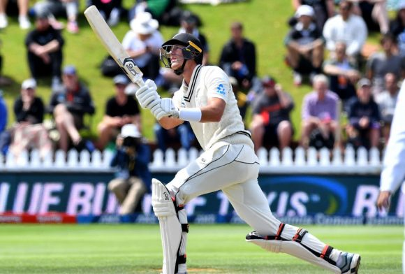 Six-hitting Jamieson equals world record on debut