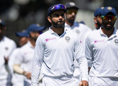 'We were just not competitive enough' – Kohli reflects on India's heavy defeat