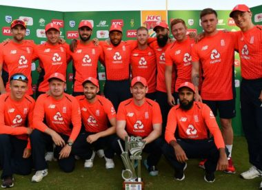 CricViz analysis: England's T20I team – talking points from South Africa