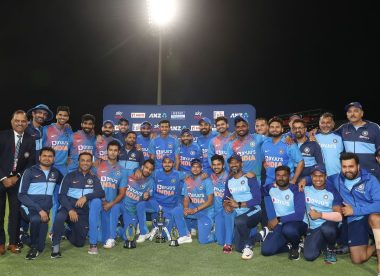 New Zealand v India: India T20I player ratings