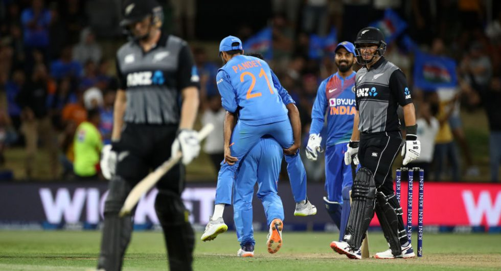 The New Zealand v India ODI series will make for good TV viewing