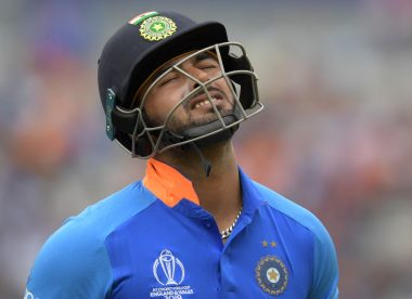 Where does India's 5-0 win against New Zealand leave Rishabh Pant?