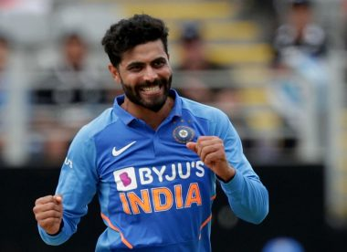 Ravindra Jadeja proves just why he's a regular in India's ODI set-up