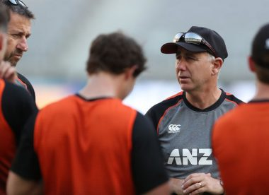Gary Stead under fire for taking leave while New Zealand struggle