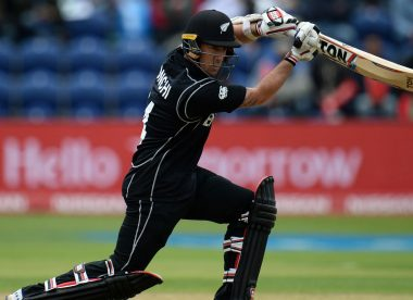 New Zealand forced to enlist retired Luke Ronchi as sub