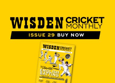 Wisden Cricket Monthly issue 29: English batsmanship – from the Golden Age to now
