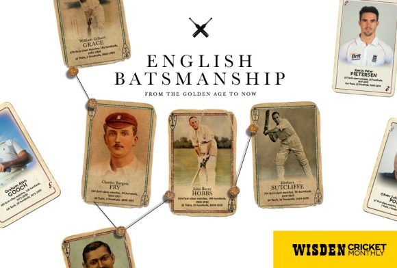 English batsmanship: From the Golden Age to now