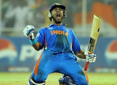 2011 World Cup stump signed by Yuvraj, Tendulkar up for charity auction
